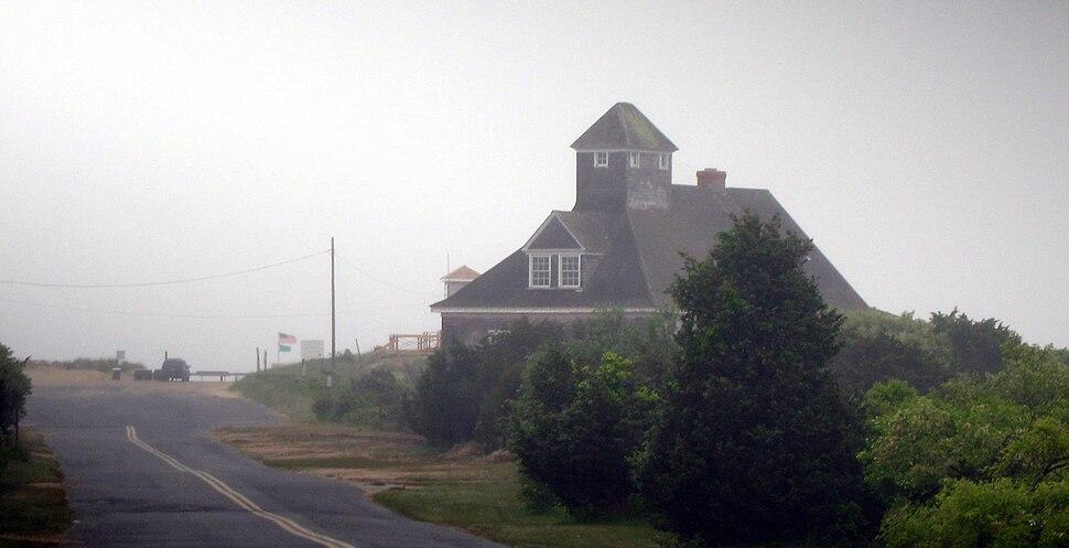 US Coast Guard station, Amagansett, New York - 20070609