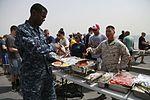 US Marines, Sailors enjoy steel beach picnic 150829-M-TJ275-042.jpg