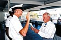 US Navy 010824-N-4151K-001 Oldest living Medal of Honor recipient reenlists Senior Chief Electrician's Mate.jpg