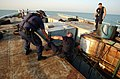 US Navy 020808-N-3580W-008 LEDET Team inspect Iragi cargo boat for smuggling oil.jpg