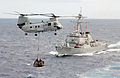 US Navy 030210-N-0233J-040 A CH-46D conducts a vertical replenishment.jpg
