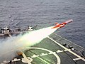 US Navy 030717-N-6274G-001 A BQM-74E aerial drone target is launched from the guided missile frigate USS Curts (FFG 38).jpg