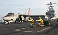 US Navy 051207-N-7571S-003 Catapult shooters signal to launch an S-3B Viking, assigned to the.jpg