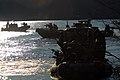 US Navy 070123-N-7987M-402 Sailors assigned to Riverine Squadron One (RIVRON-1) participate in a combat evolution, during a unit level training exercise.jpg