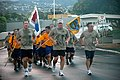 US Navy 070905-N-3283M-008 Adm. Robert F. Willard, commander of U.S. Pacific Fleet, leads Sailors recently selected to become chief petty officers.jpg