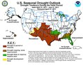 US Seasonal drought outlook April 21, 2011 - July 31, 2011.pdf
