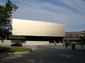University of Toronto Scarborough - The Student Centre is a landmark for student activities at the campus.