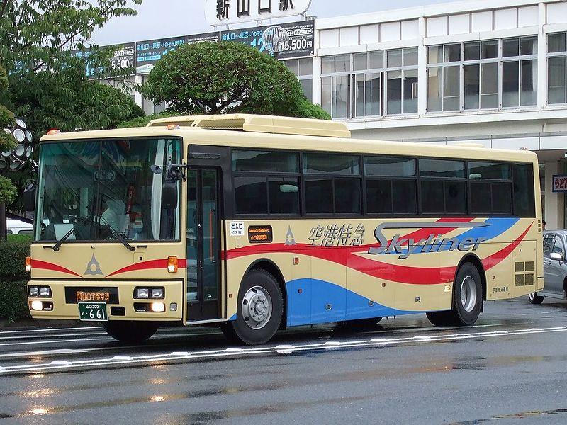 ファイル:Ube city bus02.jpg