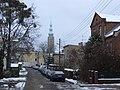Ulica Lyszcze w Tarnowskich Górach - widok w kierunku północnym (2).jpg
