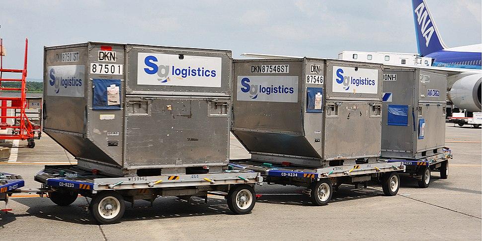 Unit Load Device 003