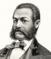 United States Congressman Jefferson Franklin Long of Georgia in 1872 (cropped).png