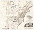 United States of Nth. America carte des Etats-Unis de lAmérique Septentrionale (8773348684).jpg