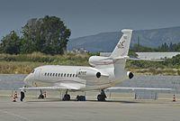 N711T - F900 - LagunAir