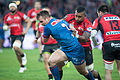 Us Oyonnax vs. FC Grenoble Rugby, 29th March 2014 (4).jpg
