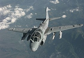 Image illustrative de l'article Grumman EA-6 Prowler