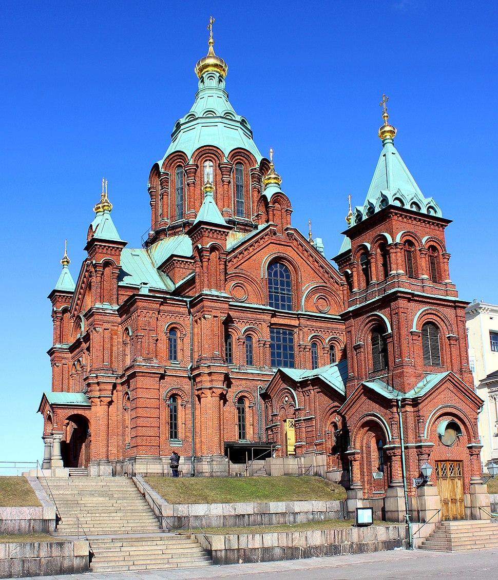 Uspenski Cathedral Helsinki 2012