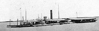 USS Milwaukee (1864) - Image: Uss Milwaukee 1864