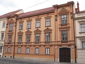 Constitutional Court of Croatia - Palace of the Constitutional Court is situated at the St. Mark's Square, Zagreb