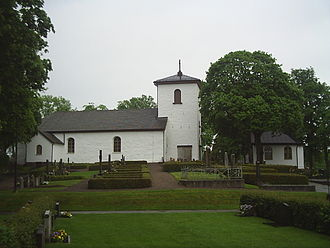 Väne-Åsaka - Väne-Åsaka church