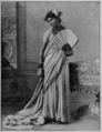 V.M. Doroshevich-East and War-Black Lady.png