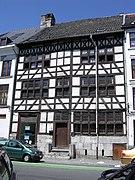VERVIERS Maison Lambrette rue des Raines 86 (1 - 2012).JPG