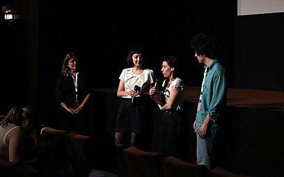 VIS - Vienna Independent Shorts 2014 Stadtkino Künstlerhaus Maria Luz Olivares Peter Millard Bonnie Mitchell Wiktoria Pelzer 1.jpg