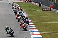 Valentino Rossi leads the pack 2015 Assen.jpeg