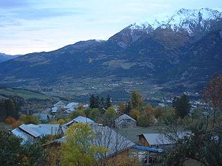 Ubaye Valley