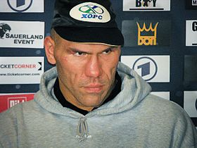 Image illustrative de l'article Nikolay Valuev