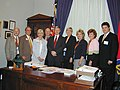 Van Hilleary discussed home ownership with members of the Tennessee Realtors Association.jpg