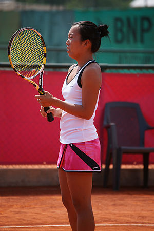 Vania King - Vania King at the 2013 Open GDF Suez de Cagnes-sur-Mer Alpes-Maritimes