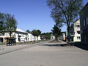 Varėna - Image: Varėna 1