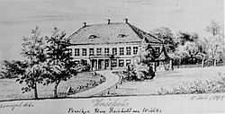 Vasta Manor in 1894.