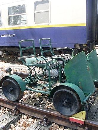 Hungarian Railway History Park - Image: Vasuttorteneti park 017