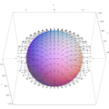 Vector Field on a Sphere.png