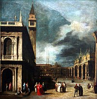 Venise la place Saint-Marc-Le Canaletto mg 8212.jpg