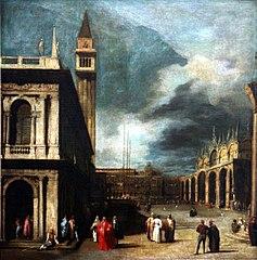Venise, la place Saint-Marc