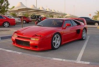 Venturi Automobiles - Venturi 400 GT red