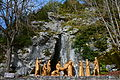 Via Crucis (Lourdes) - XIV stazione 001.JPG
