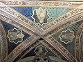 Via angelica, oratorio di s. urbano, volta, santi domenicani, xiv sec. 03.JPG
