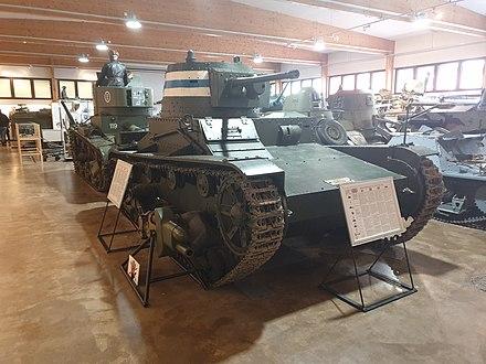 Battle Of Honkaniemi 1940 Roblox Vickers 6 Ton Wikiwand
