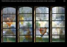 Four side windows of the Chapel of the Resurrection, 2002 Vier Seitenfenster.tif