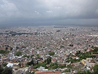 Metropolitan municipality in Mediterranean, Turkey