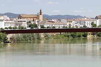 View of Cordoba from Puente Romano - Cordoba - Spain