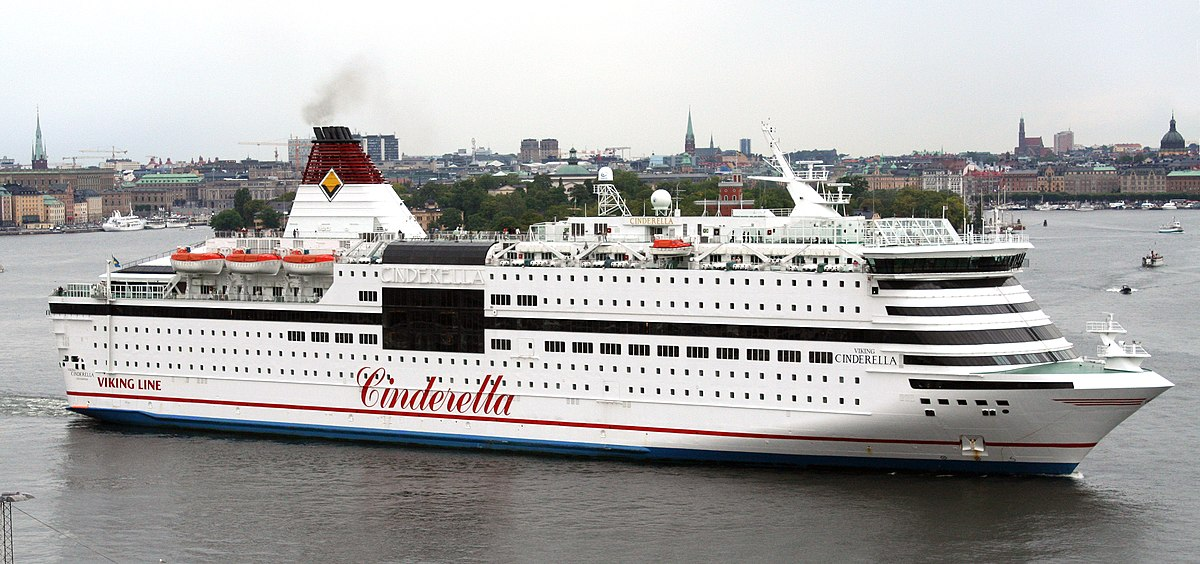 Ms Cinderella Stockholm