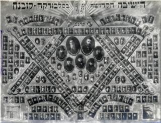 Yeshivas Knesses Yisrael (Slabodka)