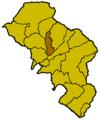Villafranca in LunigianaLocatie.png