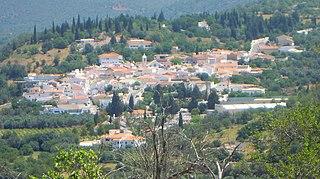 Paderne (Albufeira) Civil parish in Algarve, Portugal