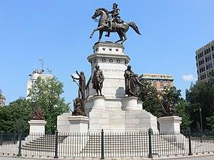 Virginia Washington Monument - Image: Virginia Washington Monument 2011