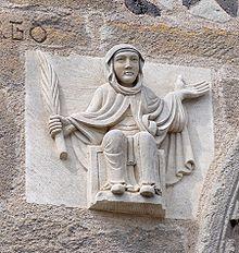 L'ère de la Vierge ; héritage des Atlantes dans ASTROLOGIE 220px-Virgo_Saint-Austremoine_Issoire